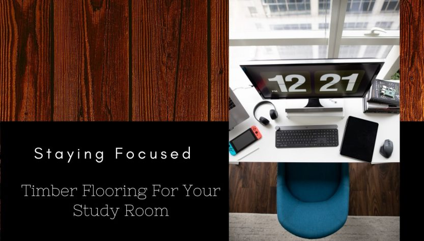 Timber Flooring For Your Study Room