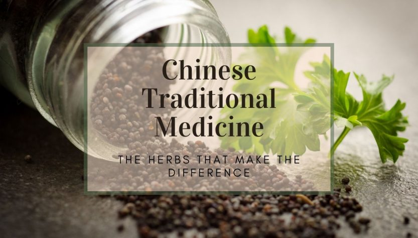 Chinese Traditional Medicine Herbs