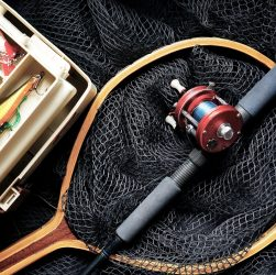 What The Beginner Needs To Start Fishing